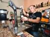 NOTE DI CAFFÈ, CAFETERÍA - RESTAURANTE CON TERRAZA EN LOS ABRIGOS, GRANADILLA, BAR DE COPAS, PIZZERIA, MÚSICA EN VIVO,