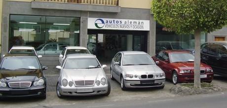 Veh culos nuevos y de ocasion en arucas venta de coches de segunda mano multimarca autos - Puertas de cochera segunda mano ...