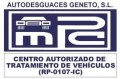 AUTODESGUACES GENETO, DESGUACE Y CHATARRA DE VEHÍCULOS, MOTORES, CAJAS DE CAMBIO Y ACCESORIOS PARA EL AUTOMÓVIL, EN GENETO LA LAGUNA TENERIFE.