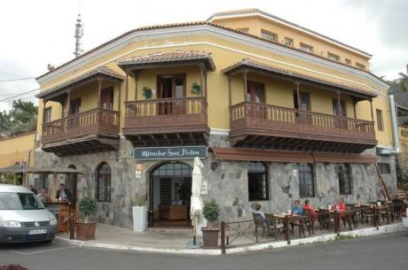 Restaurante Mirador San Pedro