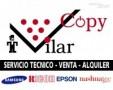 VILAR COPY VENTA Y SERVICIO TÉCNICO DE FOTOCOPIADORAS, IMPRESORAS, SCANER, CONTADORAS DE BILLETES, ORDENADORES, FAXES en Santa Cruz de Tenerife