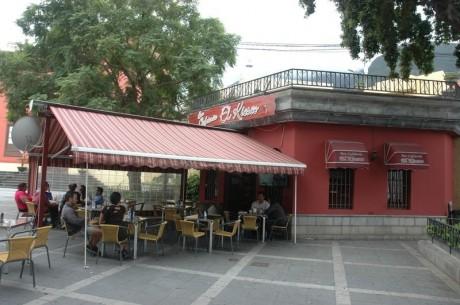 Kiosco Viera y Clavijo