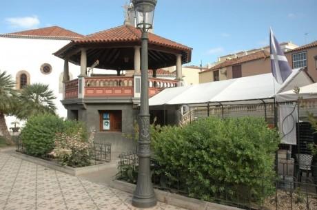 Kiosco La Concepción