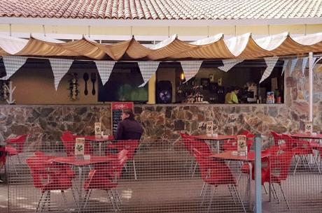 Cantina Terraza La Higuerita