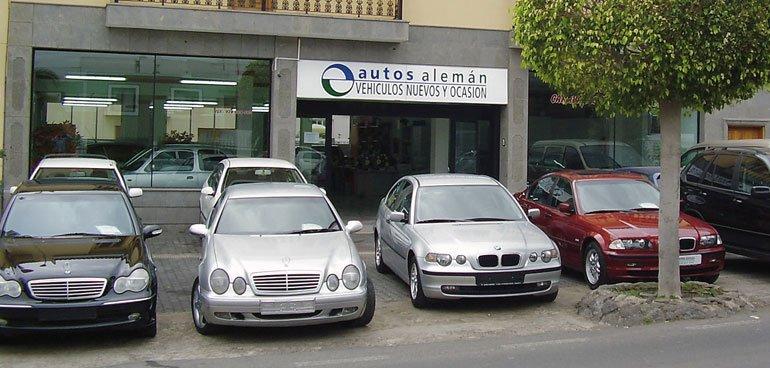 venta de autos de segunda: