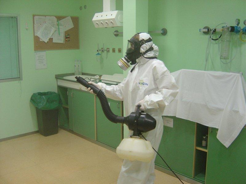 Control integral de plagas los menceyes sanidad ambiental for Control de plagas tenerife