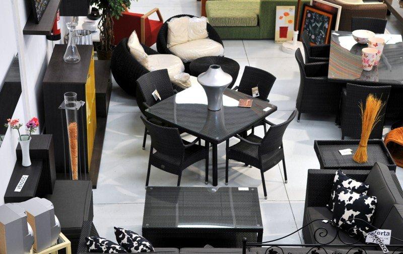 Decoproyectos las chafiras muebles de terraza tenerife for Muebles de oficina santa cruz