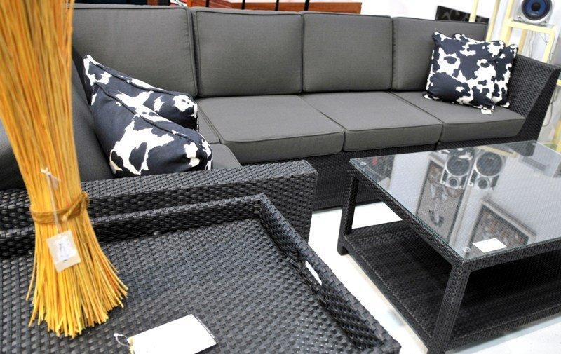 Muebles de terraza Tenerife  Muebles de jardin Tenerife  Cortinas