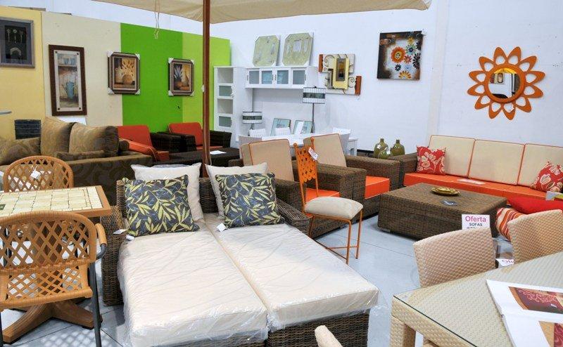 Decoproyectos las chafiras muebles de terraza tenerife for Decoracion e