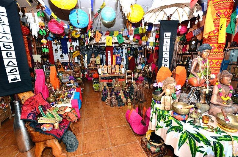 Decoraciones garo arte balin s arte hind arte - Decoracion tenerife ...