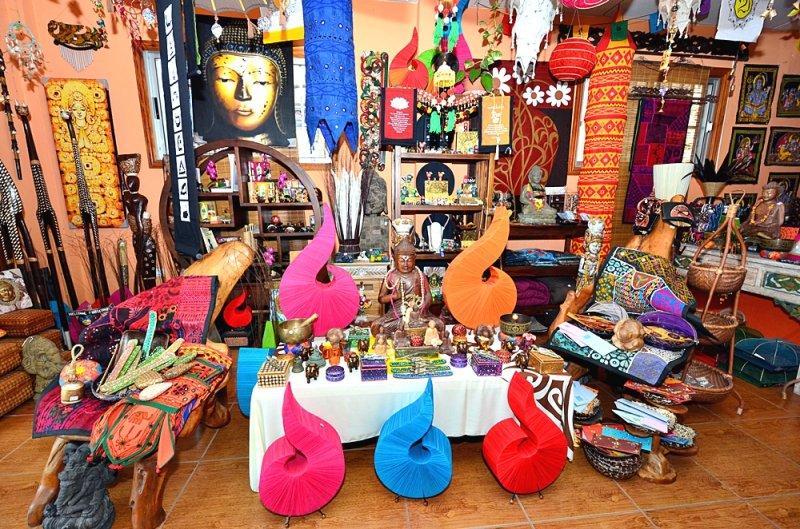 Decoraciones garo arte balin s arte hind arte - Decoracion indu ...