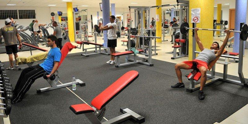 elite gym fitness gimnasios en san miguel de abona santa