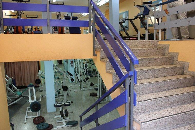Gimnasio energy gym gimnasios en santa cruz de tenerife for Gimnasio santa cruz de tenerife