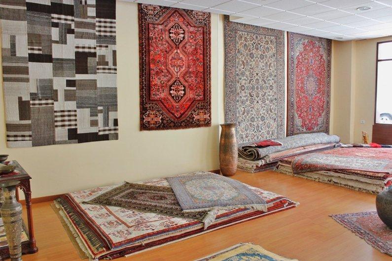 Arte persa decoracion e interiorismo alfombras en santa - Decoracion e interiorismo ...