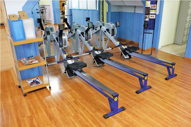 Gimnasio en forma gimnasios banco para musculacion for Gimnasio gym forma