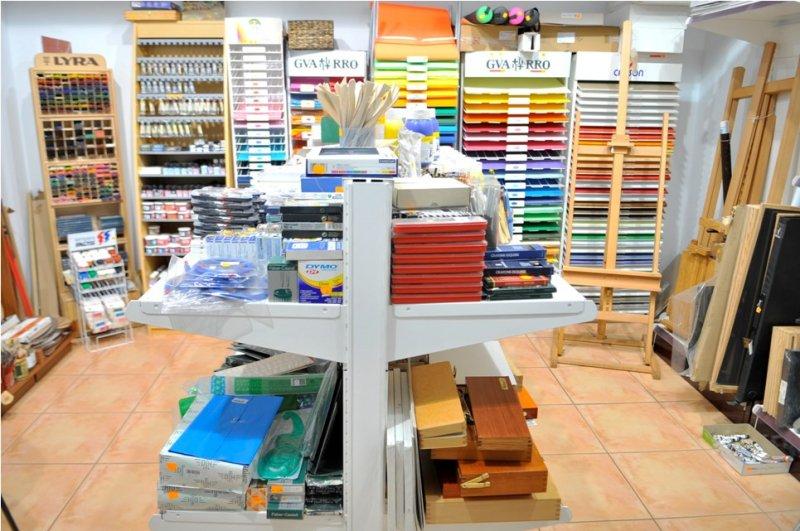 Papeler a favego p rez gald s sellos de caucho material for Empresas de material de oficina