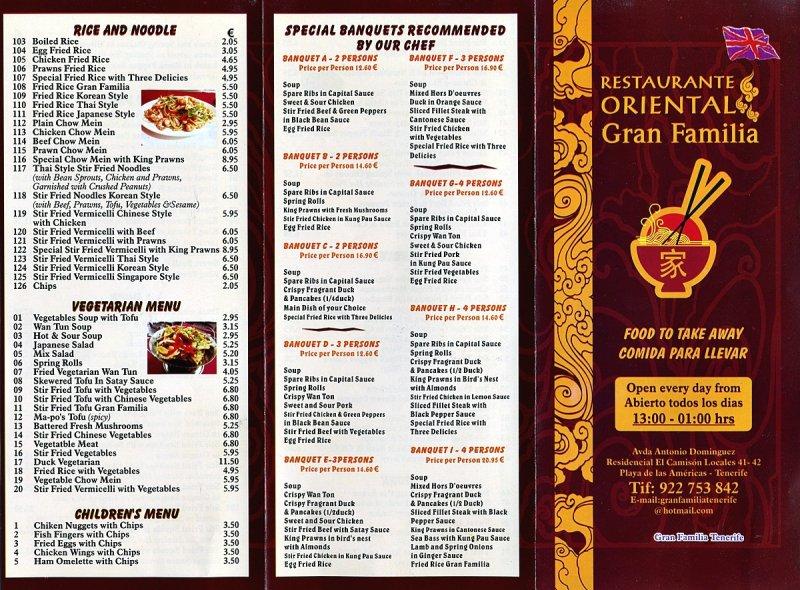 Como hacer un menu para restaurante imagui for Como crear un restaurante