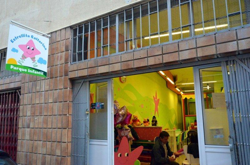 Parque infantil ludoteca celebraci n de fiestas y - Parques infantiles santa cruz de tenerife ...