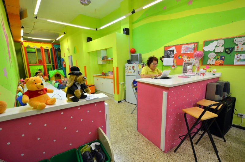 Parque infantil ludoteca celebraci n de fiestas y - Decoracion tenerife ...