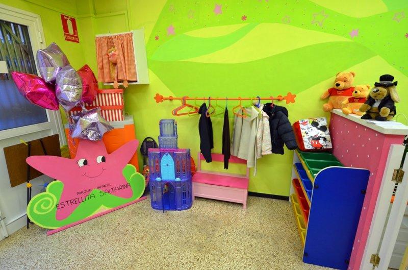 Parque infantil ludoteca celebraci n de fiestas y - Parques infantiles en santa cruz de tenerife ...