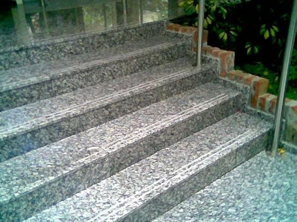 M rmoles crismar trabajos en m rmol granito silestone for Granito en piedra