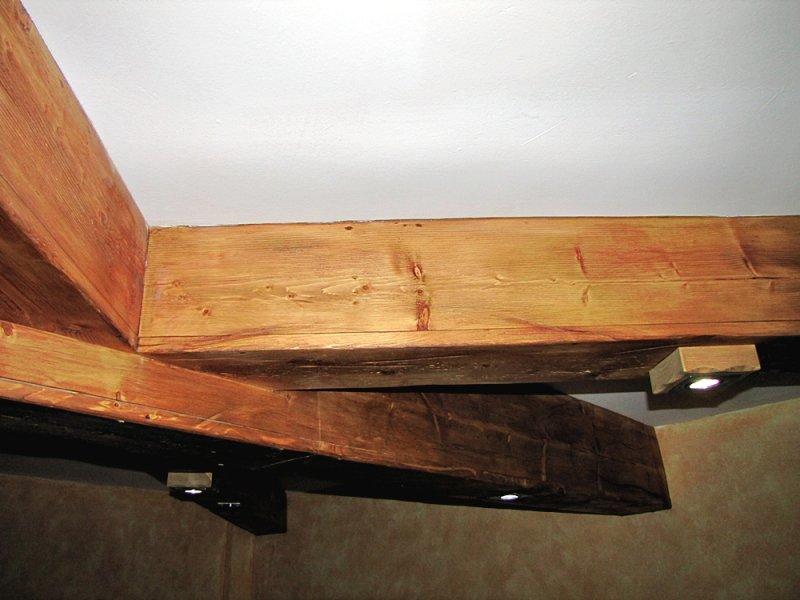 Techos y paredes de madera tenerife revestimiento de - Revestimiento de madera para paredes ...