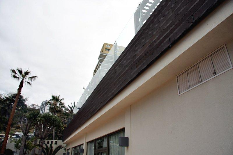 Techos y paredes de madera tenerife revestimiento de - Revestimientos para techos ...