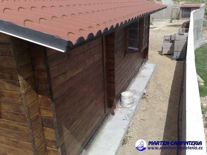 Pergolas de madera armarios pisos laminados en tenerife - Casas de madera tenerife precios ...