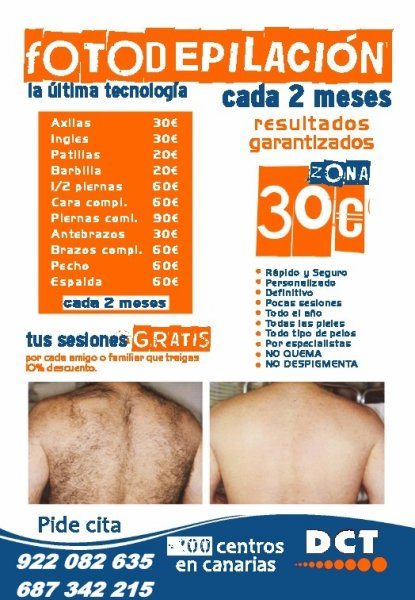 apasionado masajes coño en Santa Cruz de Tenerife