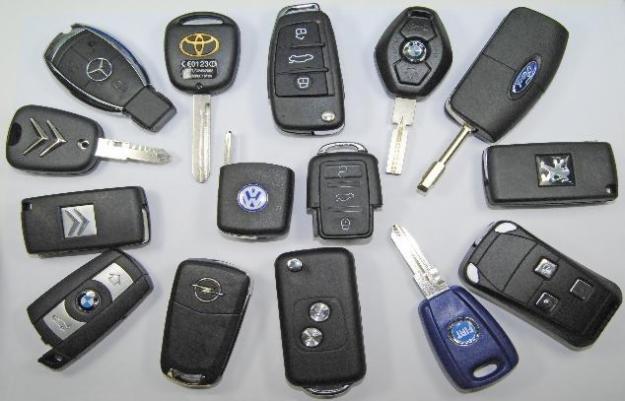 Copia de mandos a distancia de veh culos en tenerife for Hacer copia de llave de coche