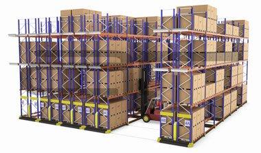 Venta reparaci n mantenimiento montaje instalaci n de - Estanterias metalicas modulares ...